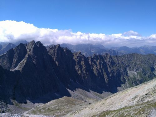 tatry view top view