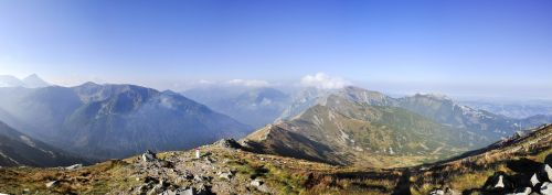 tatry kasprowy wierch landscape