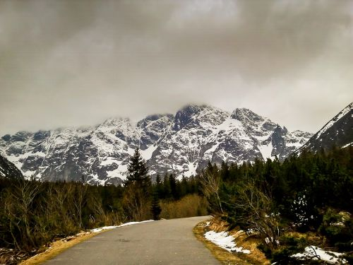 tatry buried mountains