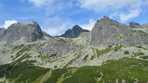 tatry vysoké tatry mountains