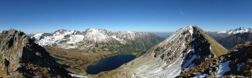 tatry mountains the high tatras