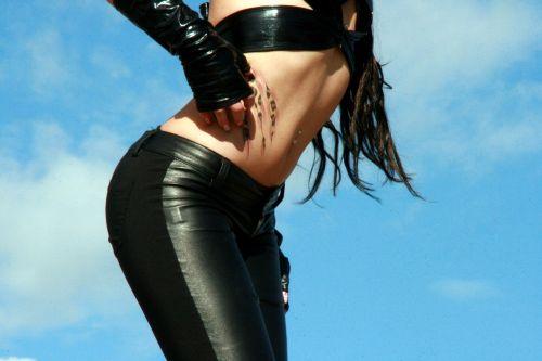 tattoo scratch sensual