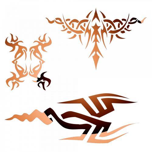 Tattoo 3 Symbols