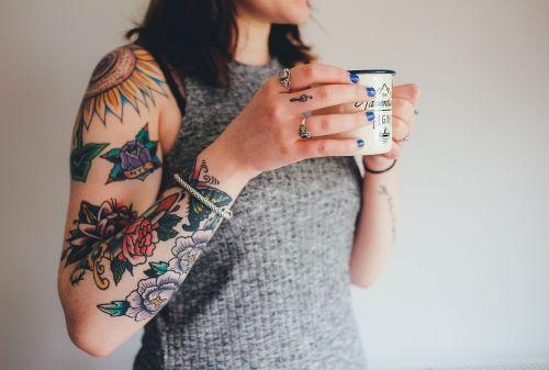 tattoos tattooing arm
