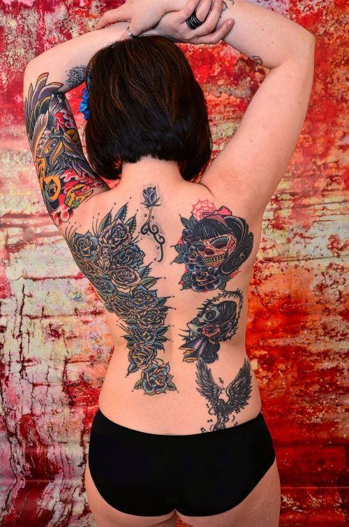 tattoos ink skin