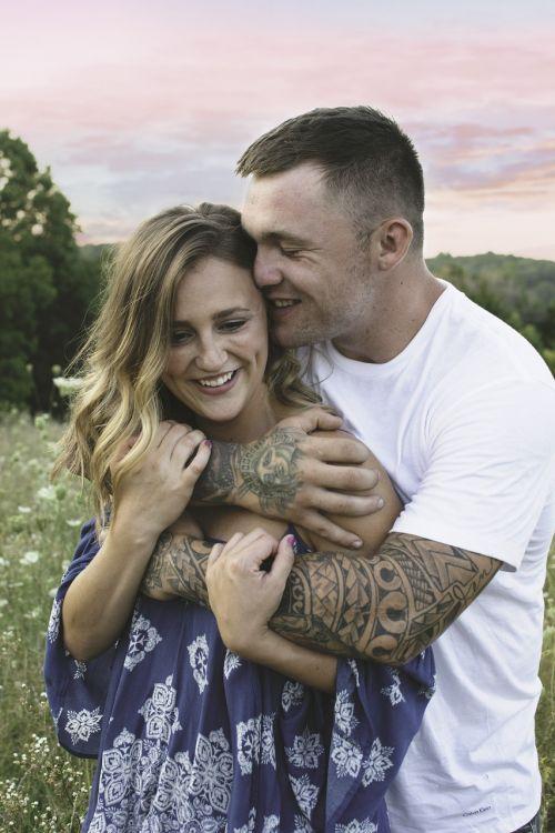 tattoos love romantic