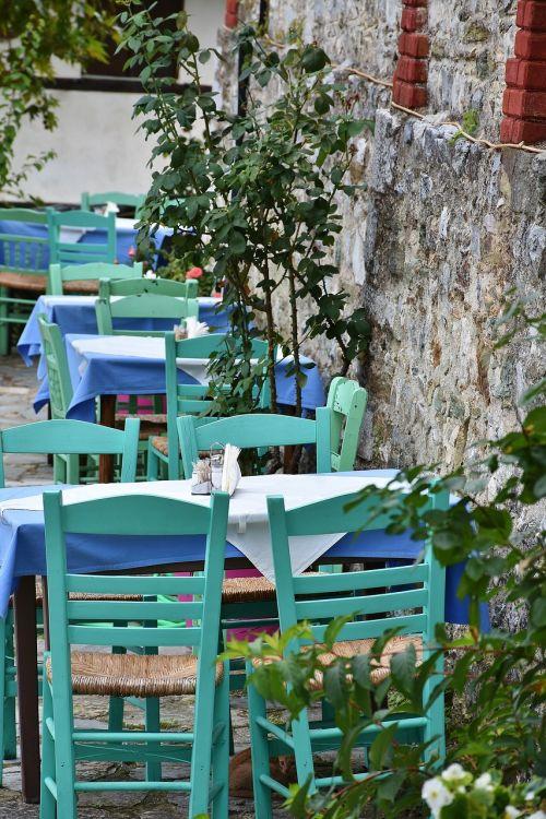 tavern local greece