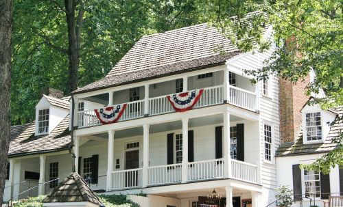 tavern historic 1784