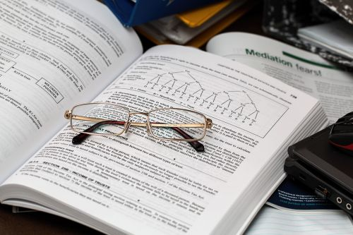 tax paperwork accounting