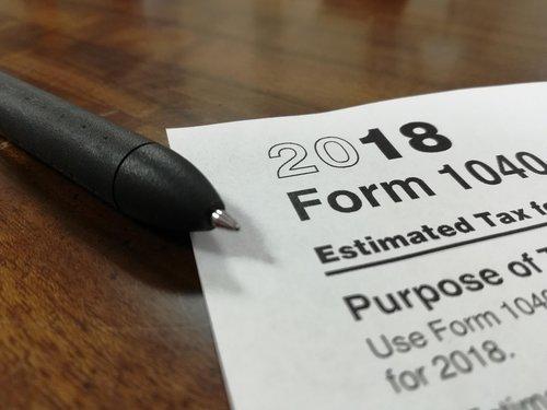 tax form  irs  tax