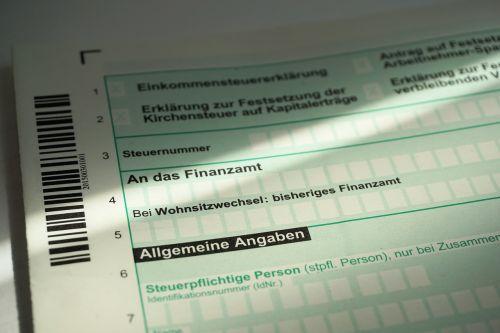 tax return control tax office