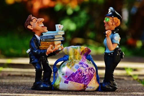 taxes tax evasion police