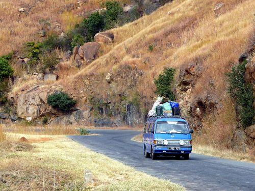 taxi bush madagascar
