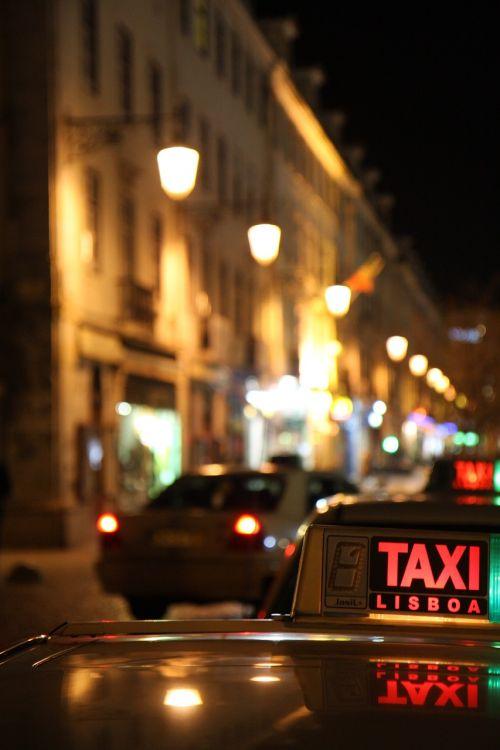 taxi portugal lisbon