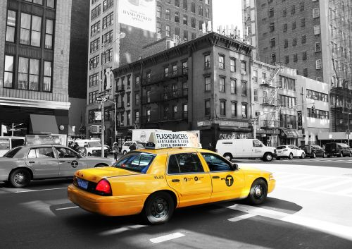 taxi new york united states