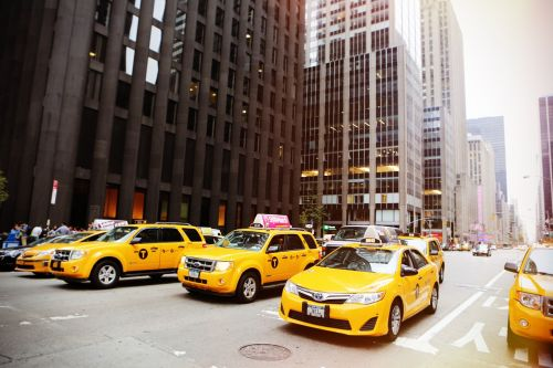 taxicabs new york taxis