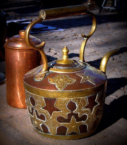 tbilisi flea market antiques