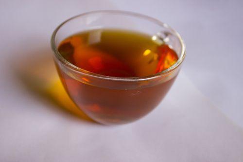 tea red tea cup