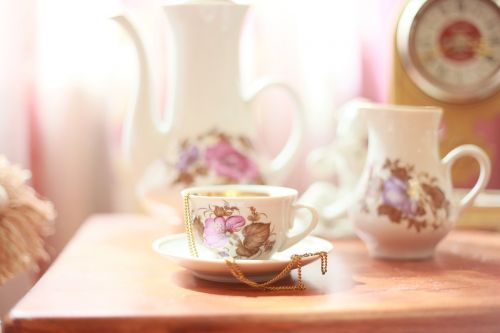 tea service house
