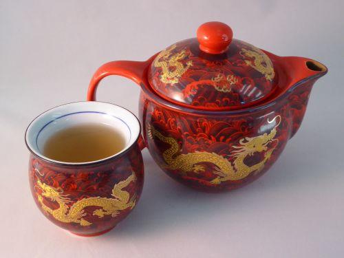 tea cup pot
