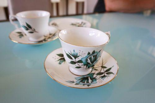 tea tea cup vintage