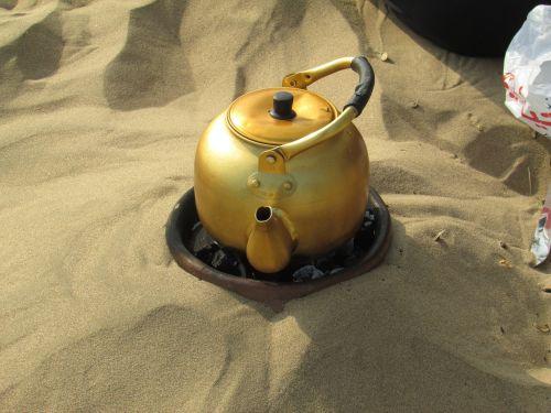 tea kettle saudi