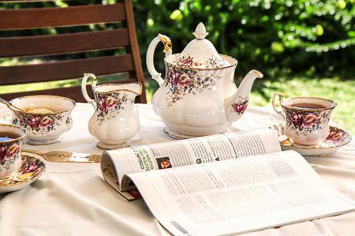 tea tea time teapot