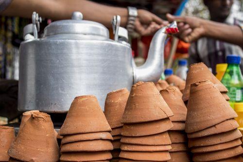 tea tea stall india