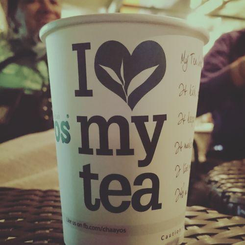 tea hot coffee