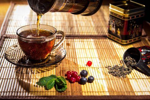 tea maker herb