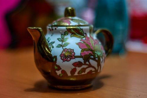 tea  crockery  ceramic