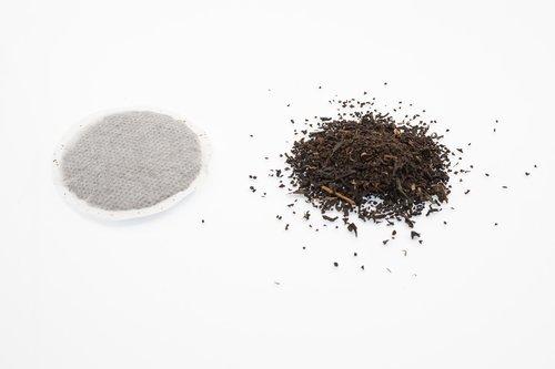 tea  teabag  black