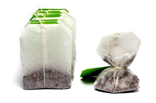 tea teabags antioxidant