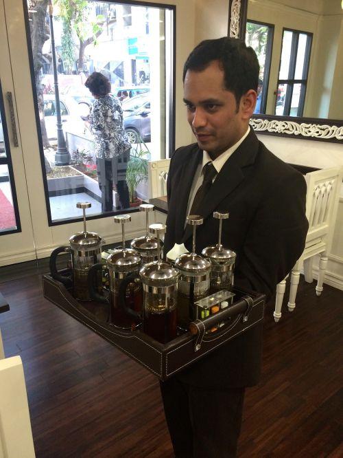tea india server