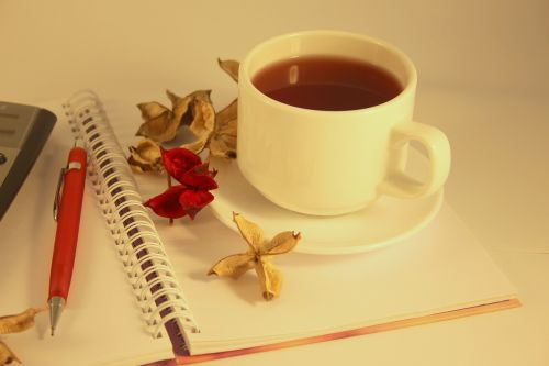 tea cup drink