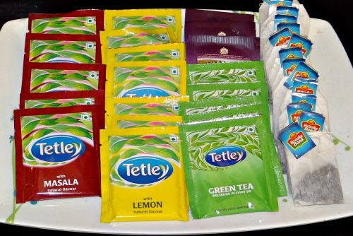 tea-bag dip-tea drink
