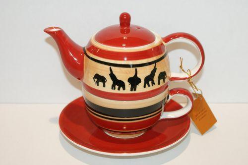 cha cult teapot tea set