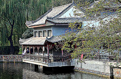 Tea House HD