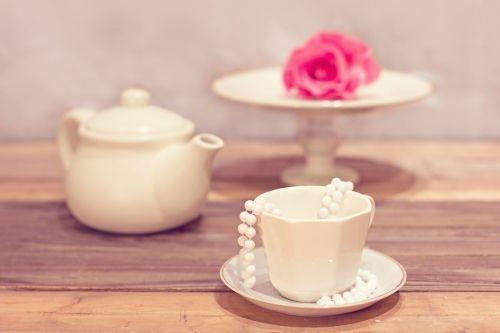 tea party tea cup