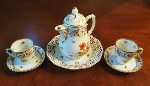 tea set tea china