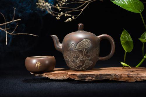 tea set teapot still life photography