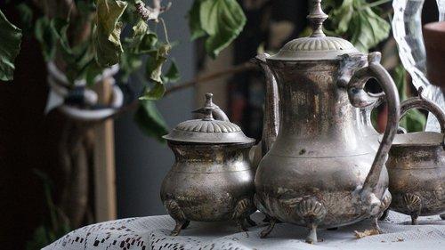 tea set  tea  teas
