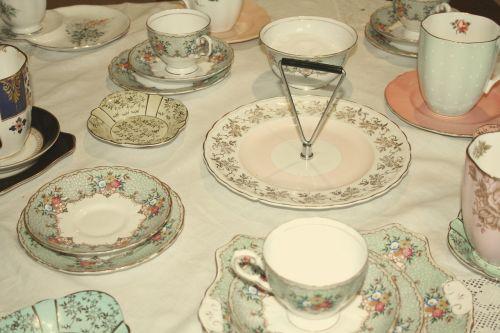 tea set tea party teapot