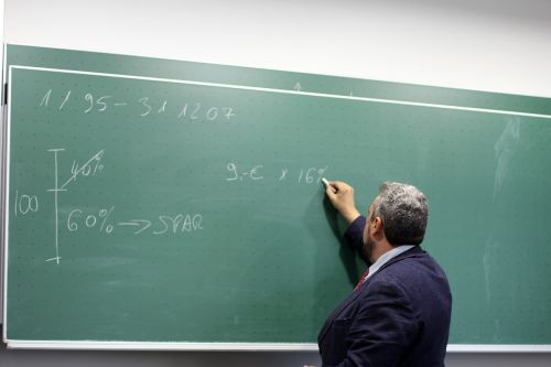 teacher board tutor
