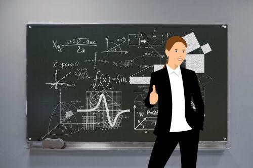 teacher geometry mathematics