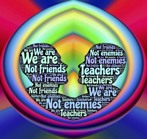 teachers friends enemies