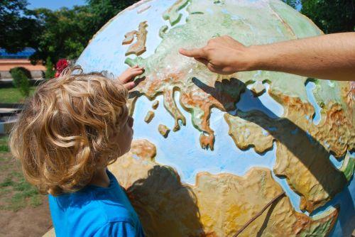teaching child world