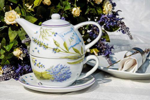 teacup cup pot