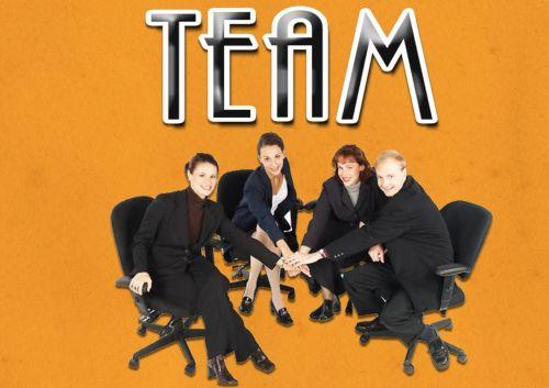 team business work