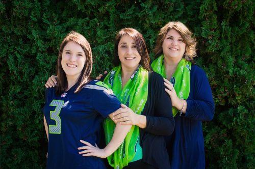 team ladies women